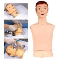 Buy cheap Nasogastric tube and tracheostomy care model from wholesalers