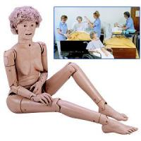 Buy cheap FULL-FUNCTIONAL ELDERLY NURSING MANIKIN from wholesalers