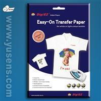 Buy cheap Iron-on t-shirt transfer paper from wholesalers