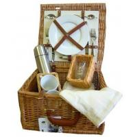 Buy cheap Optima Natural Tea Basket - 2 Person from wholesalers