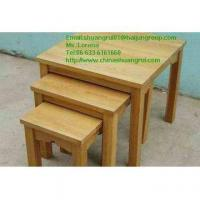 Buy cheap Nesting stool set of three from wholesalers