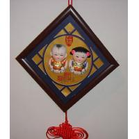 Buy cheap Clay Figurine Clay figurine - A Fu and A Xi 6 from wholesalers