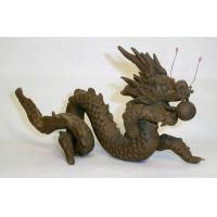 Buy cheap Clay Figurine Dragon from wholesalers
