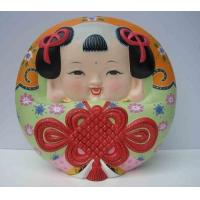 Buy cheap Clay Figurine Harmonious and safe from wholesalers