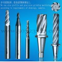 Buy cheap tapered flat-head end mill,Ultra micro-grain quali from wholesalers