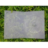 Buy cheap 14mm DVD Case, Single, Semi-Clear, Matte Finish from wholesalers