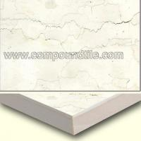 Buy cheap perlino bianco porcelain compound tile from wholesalers