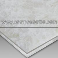 white onyx porcelain compound tile