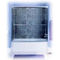 Buy cheap Frameless bypass tub door from wholesalers