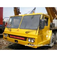 Buy cheap KATO NK-500E-V 50 TON TRUCK CRANE from wholesalers