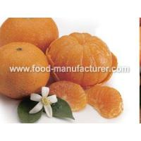 Buy cheap Freeze Dried Fruit Freeze Dried Tangerine product