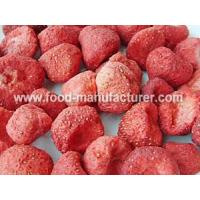 Buy cheap Freeze Dried Fruit Freeze Dried Strawberry product