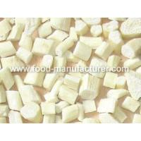 Buy cheap Freeze Dried Vegetables Freeze Dried White Asparagus Dices from wholesalers