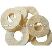 Buy cheap Freeze Dried Fruit Freeze Dried Apple Rings from wholesalers
