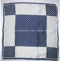 Buy cheap 100% SILK PRINTED SCARF SQ-000123 from wholesalers