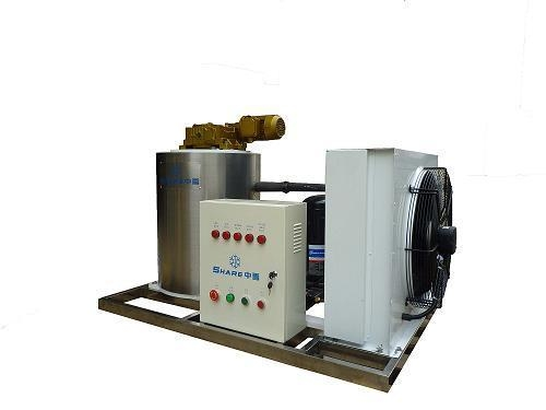 small flake machine