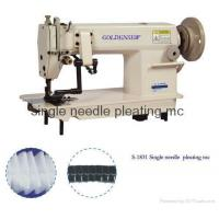 Buy cheap Single pleating lock stitch sewing machine from wholesalers