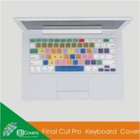 Buy cheap Final Cut Pro Keyboard Covers(transparent) from wholesalers