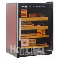 Buy cheap Wine cooler Cigar display cabinet from wholesalers