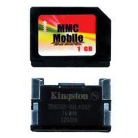 Buy cheap DVRS MMC (MMC Mobile): Memory Card from wholesalers