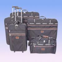 Buy cheap Travel Bags/Sports Bags 600D 6-Piece Polyester Softside Trolley Cases from wholesalers