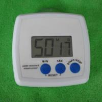 Buy cheap Timer/ Clock Water-proof  Timer from wholesalers