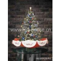 Buy cheap Snowing Christmas Tree with Umbrella Base from wholesalers