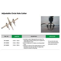 Buy cheap Adjustable Circle Hole Cutter from wholesalers
