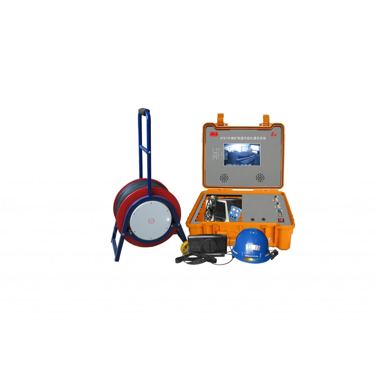 Buy cheap KTS116 Coal Mine Rescue Audio& Video Environmental Parameters Communication System from wholesalers