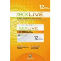 Buy cheap Microsoft Xbox Live 12 Month Gold Subscription Card from wholesalers