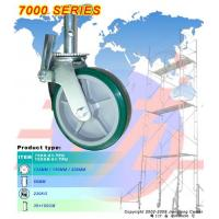 Buy cheap SCAFFOLDING CASTER Item:TPU SCAFFOLDING CASTER from wholesalers