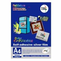 Buy cheap FullColors PHOTO PAPER 100gsm Self-adhesive silver film product