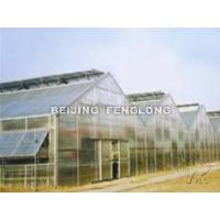 Buy cheap Greenhouse Supplies Large roof PC board Greenhouse from wholesalers