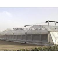 Buy cheap Greenhouse Supplies Multi Span Greenhouse with double film (7K4-4.8) from wholesalers
