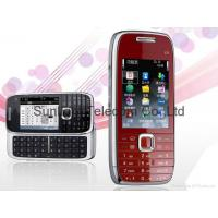 Buy cheap Quad-band Dual sim TV Mobile phone E75 3 pc from wholesalers