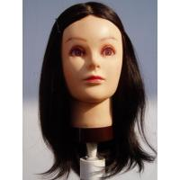 Buy cheap MANNEQUIN TRAININ HEAD Human hair mannequin training head from wholesalers