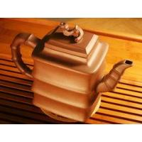 Buy cheap Ceramics Yixing Teapot With Living Grooves from wholesalers