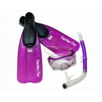 Buy cheap Snorkel, mask and fin combo MSF-1318S8F5 from wholesalers