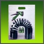 Buy cheap Garden and water hose EVA coiled hose from Wholesalers