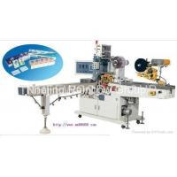 Buy cheap Paper Handkerchiefs Packing Machine from wholesalers