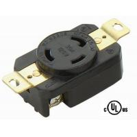 Buy cheap NEMA Series>>NEMA Socket>>NEMA L5-30 Locking Receptacle from wholesalers