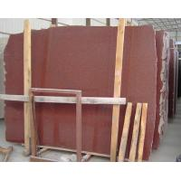 Buy cheap Granite India Red Slabs from wholesalers