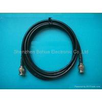 Buy cheap BNC male to BNC male with 200mm RG58 cable from wholesalers