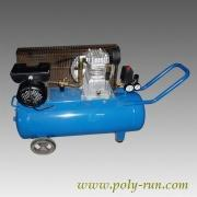 Buy cheap Belt Driven Electrical Belt Driven Oil Lubricated Air Compressor ( 230V/50HZ CE ) from wholesalers