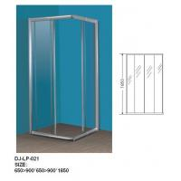 Buy cheap Shower Door-DJ-LP-021 from wholesalers