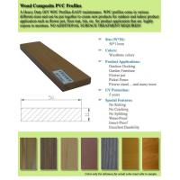 Buy cheap Wood Composite PVC Profiles from wholesalers