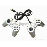 Buy cheap USB Twin Joypad from wholesalers