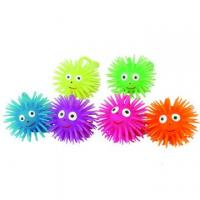 """Buy cheap Smiling Face Puffer Ball 3"""" smile face with nose puffer ball product"""