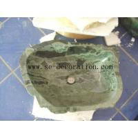 Buy cheap Wash Basin Product Namegreen onyx sink from wholesalers