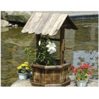 Buy cheap Outdoor Furniture Wooden Wishing Well Model No:FL-D-201 from wholesalers